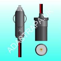 Mercury 660.459  Cigar Lighter Extension Lead