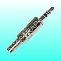 QTX 752.685  3.5mm Stereo Jack Plug