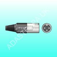 QTX 761.627  XLE Male Plug