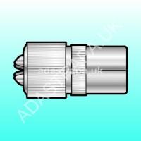 av:link 766.086  Precision Coaxial Socket