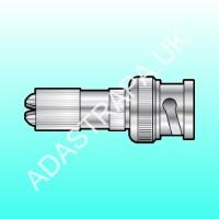 av:link 767.705  High Quality BNC Plug