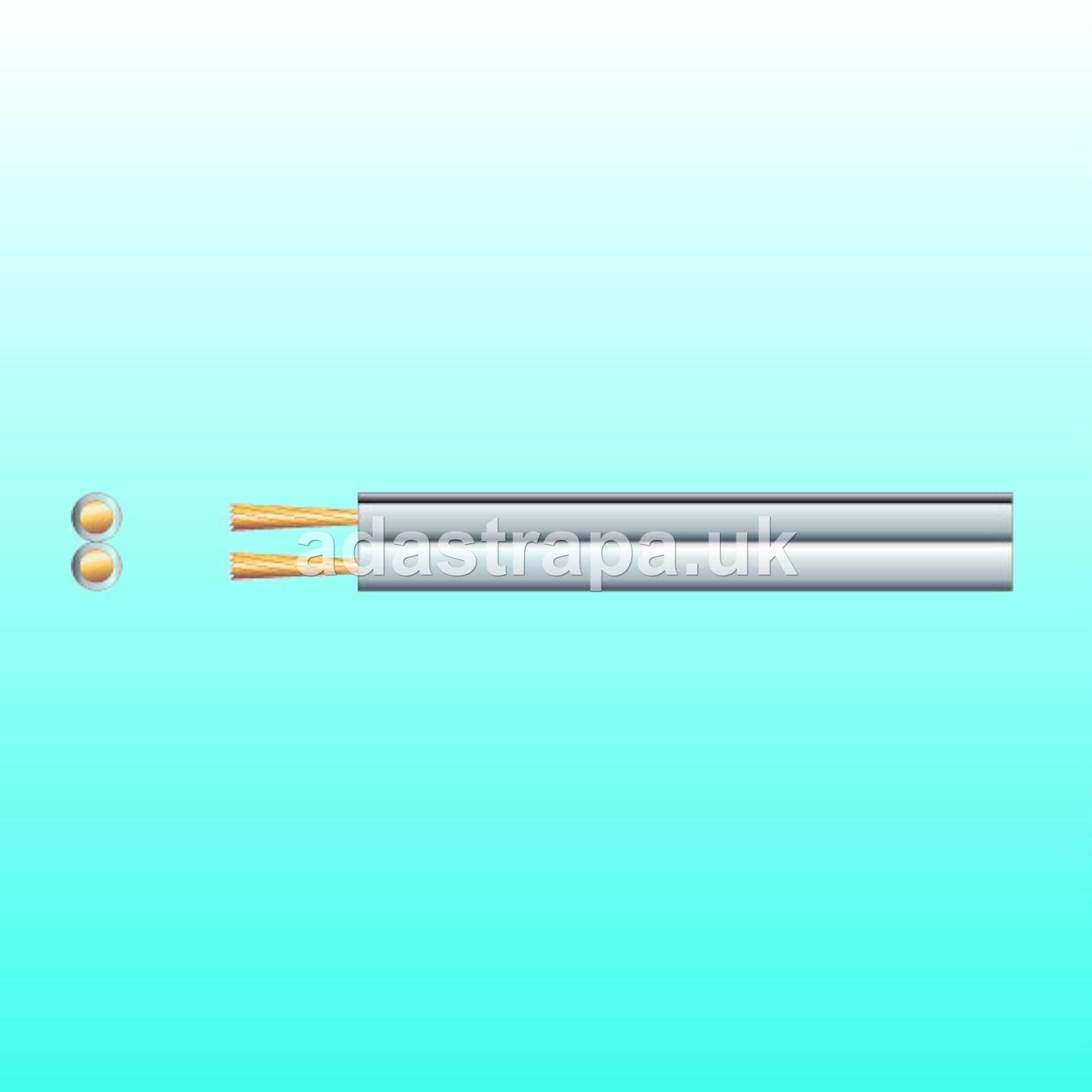 Mercury 807.057  Economy Figure 8 Speaker Cable