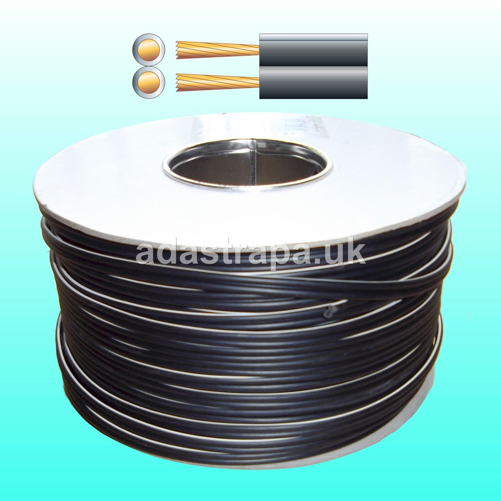 Mercury 807.058  Economy Figure 8 Speaker Cable