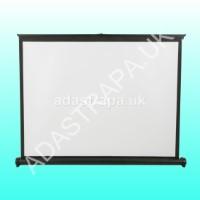 av:link 952.316 PDPS50-4:3 Portable Desktop Projector Screen