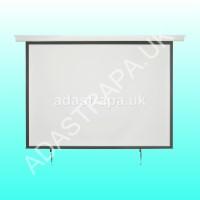 av:link 952.323 EPS120-4:3 Electric Motorised Projector Screen