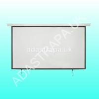 av:link 952.325 EPS120-16:9 Electric Motorised Projector Screen