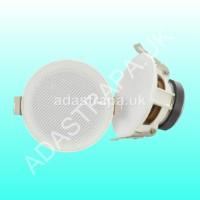 Adastra 952.545 SL3 8 Ohm Ceiling Speaker Pair