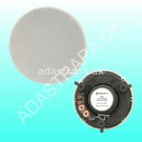 Adastra 952.547 SL5 8 Ohm Ceiling Speaker Pair