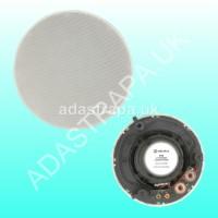Adastra 952.548 SL6 8 Ohm Ceiling Speaker Pair