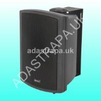 Adastra 952.963 FSV-B 100V Line or 8 Ohm Outdoor Wall Speaker