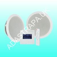 In-Wall Amplifier<br>& Speaker Sets