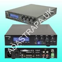 Adastra 953.176 UM60 Ultra Compact Mixer-Amplifier
