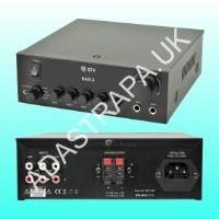 QTX 103.120 KAD-2 Digital Stereo Amplifier