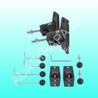 Adastra 129.207 UM01 Universal Speaker Brackets