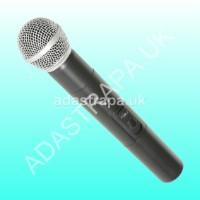 Adastra 952.411 H25-HH VHF Handheld Microphone Transmitter