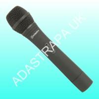 Adastra 952.417 VH174.8 VHF Handheld Microphone Transmitter