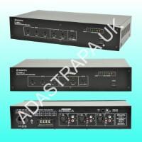 Adastra 952.867 LA-600 mkII LA Series 3-Channel Loop Amplifier