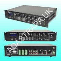 6 x 40W rms<br>Mixer Amplifier<br>5-Inputs<br>6-Zone Volume<br>AC Mains<br>170-264 Volt