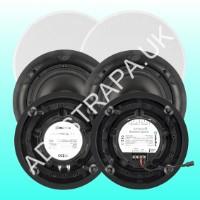 Adastra 953.165 BCS65S Bluetooth Ceiling Speaker Set