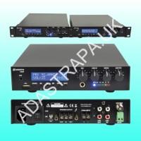 Adastra 953.173 UM30 Ultra Compact Mixer-Amplifier