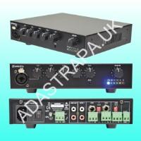 Adastra 953.183 UA30 Compact Mixer-Amplifier