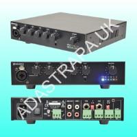 Adastra 953.186 UA60 Compact Mixer-Amplifier