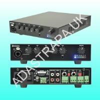 Adastra 953.189 UA90 Compact Mixer-Amplifier